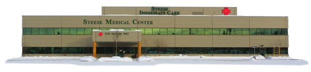 Integrative Pain Center located in the Steese Medical Building