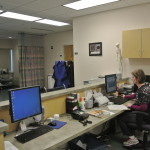 The Medical Assistants in the Procedure Area are here to make your stay as comfortable as possible.