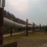 The Pipeline that runs through Alaska